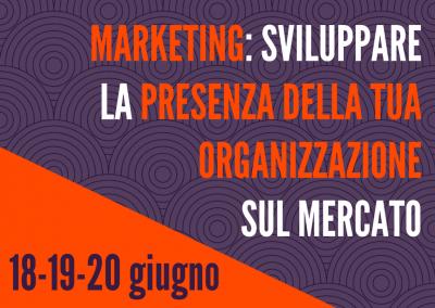 Marketing: sviluppare la presenza sul mercato